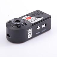 Mini Videokamera 720P WIFI Sort