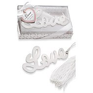 Valentine's Day Party Souvenirs LOVE Bookmark Favors - Beter Gifts® Recipient Gifts - 1Piece/Set