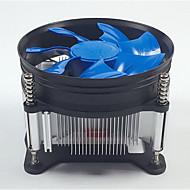 TXEシロフクロウ1155/1156/1150シリーズCPUラジエーター長寿命サイレントCPUファンのラジエーター