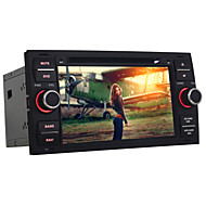 Quad Core Android 5.1.1 Car DVD Player for Ford Focus2/Mondeo 2003~2007 with 1024*600 HD 7 Inch Radio GPS