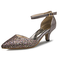 Women's Heels Spring / Summer / Fall / Winter Heels / Two-Piece / Pointed Toe Party & Evening / Dress / Casual