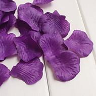 Simulation Rose Petals Wedding Petals Silk Petals Violet Flower Petals