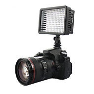 160 LED Video Photo Light Lighting Lamp for DV Canon Nikon SLR Cameras