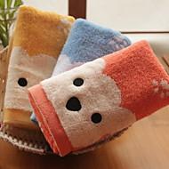 Jacquard velké tvář Xiong Tong ručník ručníky