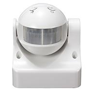 pir infračervený detektor pohybu pohybové čidlo spínač dvoubarevné (ac110-240v)