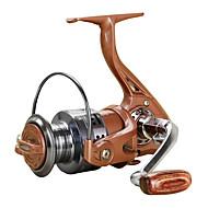 סלילי טווייה 5.5/1 13 מיסבים כדוריים ניתן להחלפה Spinning / דיג בפתיון-MS1000-4000 YUMOSHI