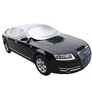 autó ruhadarab alumínium napernyő spf szigetelés napernyő terjed hűvös nyári tornya félig autó fedél