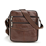 Men Cowhide Casual / Outdoor Shoulder Bag