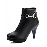 Women's Heels Spring / Fall / WinterHeelsWestern Boots / Riding Boots / Fashion Boots / Motorcycle Boots / Bootie