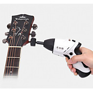 מקצועי אביזרים כללי ברמה גבוהה גיטרה / בס אקוסטי / יוקולילי מכשיר חדש פלסטיק אבזרי כלי נגינה לבן