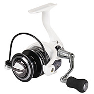 TXL2000 Superior Quality White Metal Spinning Fishing Reel Fixed Spool Reel 13 +1 BB Bait Casting Reel