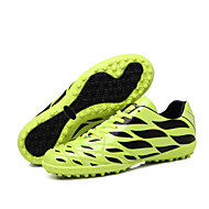 Men's Shoes Synthetic Athletic Shoes Soccer Lacing Black / Blue / Green