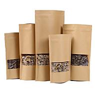 hylle produsenten uavhengighet tørket frukt te snack foods sammensatt mat kraftpapir bag en pakke ti