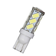 10X T10 white W5W 192 168 194 7014 13SMD 5730 13 LED Side lights LED Wedge Light 12V