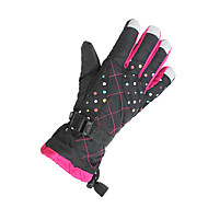 lyžařské rukavice Zimní rukavice Dámské / Vše Akvitita a sport Zahřívací / Odolný vůči větru Rukavice Lyže PlátnoCyklistické rukavice /