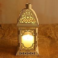 Svícny Arabeska Retro Výzdoba domácnosti,