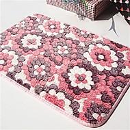 """country stylu 1ks polyester zahušťování koupel kobereček 15 """"podle 23"""" květinovým vzorem"""