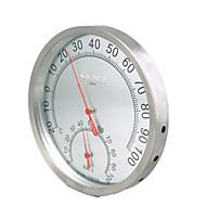 anymetre th600b rozsdamentes acél hőmérséklet és páratartalom mérő