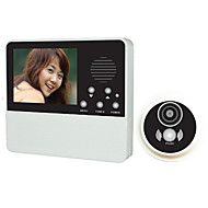 3.2 inch lage verlichting camera video-intercom deurbel