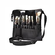 Aufbewahrung für Make-Up Kosmetik Tasche / Aufbewahrung für Make-Up PU 26*25.5 Schwarz