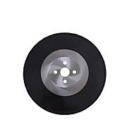 hss tuyau de plaque machine de découpe lame circulaire en acier à haute vitesse ne voyait pas les dents