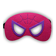 Girls / Boys Cartoon Hero / Halloween Mask, All Seasons Polyester Pink