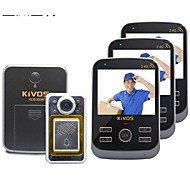 KiVOS KDB300M Wireless Video Doorbell Cat Household Villa Anti-Theft Doorbell Call Monitoring Camera