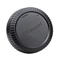 Dengpin® Rear Lens Cover +Camera Body Cap for Fujifilm X-Pro1 FX X-E1 E2 A1 A2 X-T10 X-T2 T1 M1