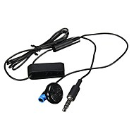 Single Earphone Earbud with Microphone Headset for PS4 Game Controller