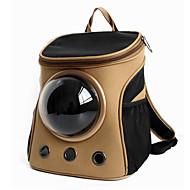 Γάτα Σκύλος Αντικείμενα μεταφοράς & Σακίδια ταξιδίου πλάτης Αστροναύτης κάψουλα Carrier Κατοικίδια Αντικείμενα μεταφοράς Φορητό Αναπνέει