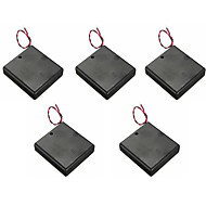SENDAWEIYE AA Battery case Batteri Cases 4PCS 6V