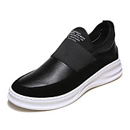 Men's Oxfords Spring / Summer / Fall / Winter Wedges / Riding Boots / Combat Boots / Round Toe Cowhide