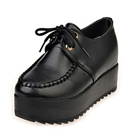 Women's Sneakers Spring / Summer / Fall / Winter Creepers Leatherette Outdoor / Casual Platform Lace-up  Others