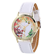 Fashion Girl Quartz Watch Clock Women Leather Casual Dress Women's Christmas Wristwatch Cool Watches Unique Watches