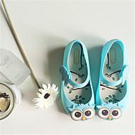 סנדלים-PVC-להאיר נעליים-שחור כחול ורוד-יומיומי-עקב שטוח