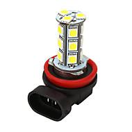 10pcs H11 LED de la lámpara de la niebla 2005-2013 año VW Passat llevó la lámpara de niebla blanca h11 h11 llevó luz antiniebla 5050 18SMD