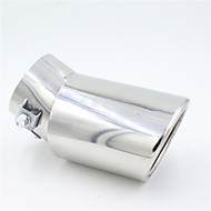 Automobile General Tail Throat Stainless Steel Exhaust Pipe Modified Muffler