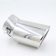 bil allmänna svans halsen rostfritt stål avgasrör modifierad ljuddämpare