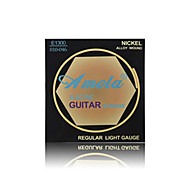 Amola  E1300 010-046 NICKEL ALLOY WOUND Regular Light Gauge Electric Guitar Strings
