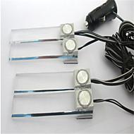 Automotive Foot Chandeliers Blu-Ray Seven Lights Inside The Car