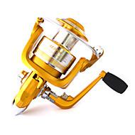 Molinetes Rotativos 5:2:1 13 Rolamentos Trocável Pesca Geral-AE5000 fishdrops