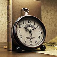 Alarm Clock with Matel Case/Vintage Style
