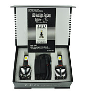 2PCS 30W 9005 H10 Fog Lamp Kit Golf 5/6/7 Jetta Corolla Camry etc Car LED Headlight Kit