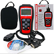 MS509 OBD2 Scanner Code Reader MaxiScan Vehicle Detector Fault Diagnosis Instrument