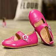 Flats Fall Ballerina Light Up Shoes Patent Leather Casual Flat Heel Others Yellow Pink Red Other