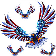 The Hood Door Spare Tire Body Decoration Stickers Eagle Sticker Set R409