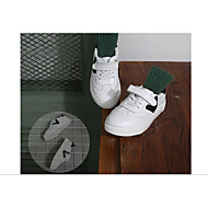 Boy's Flats Flats Leather Outdoor Flat Heel Others White Basketball