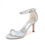 Women's Heels Spring / Summer / Fall Heels / Sandals Silk Wedding / Party & Evening