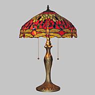 BILLERICA - Luminária de Mesa Tiffany