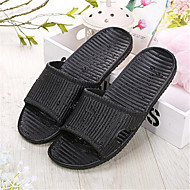 Unisex Slippers & Flip-Flops Spring / Fall Slippers PVC Outdoor / Casual Flat Heel Others Black / Blue / Red Others